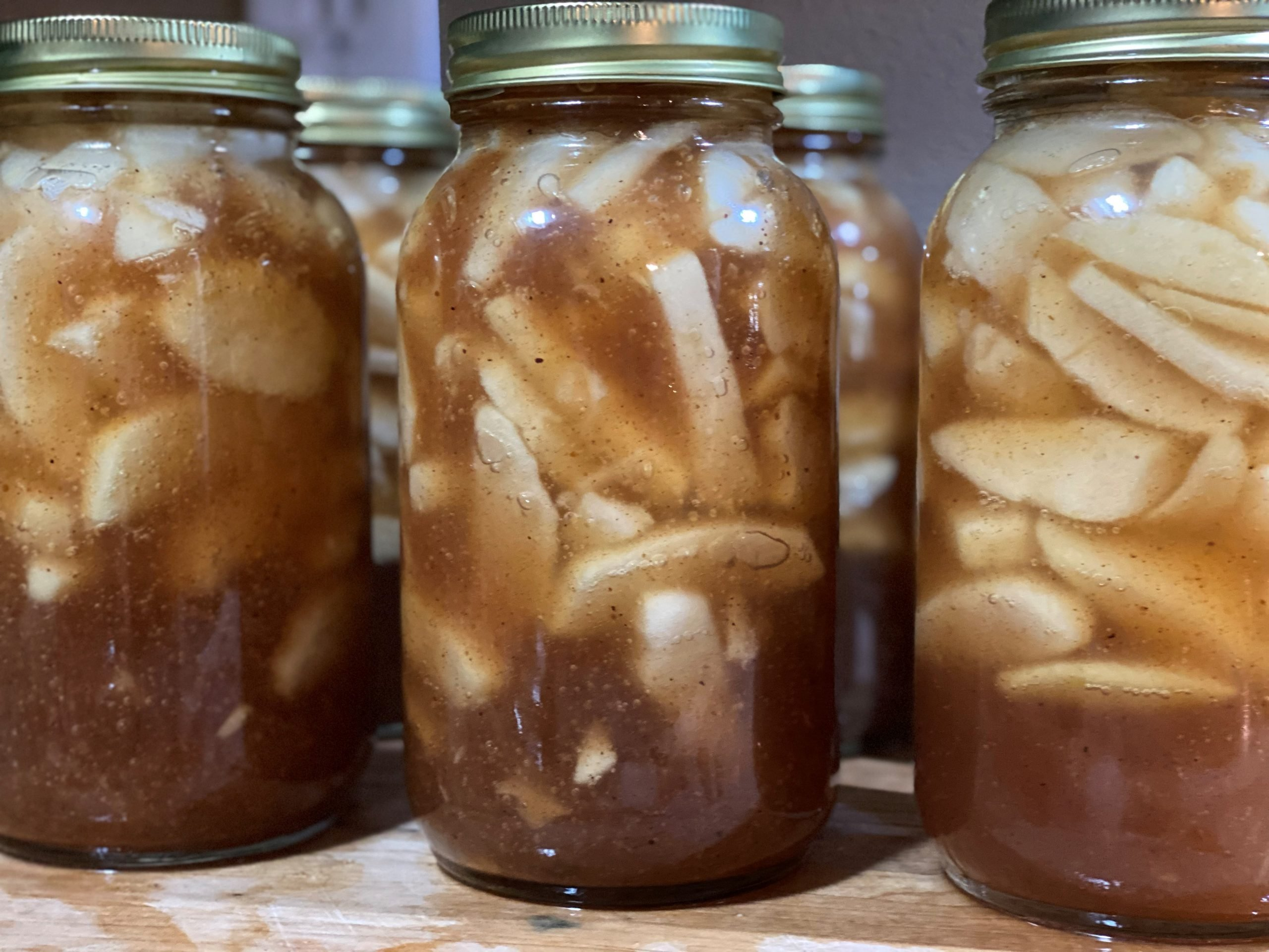 The Absolute Best Homemade Apple Pie Filling • Our Little Bit of Earth